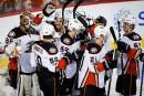 Les Ducks complètent leur balayage face aux Flames