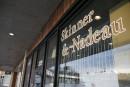 Accusé de recel des bijoux de la bijouterie Skinner & Nadeau