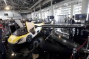 La voiture volante s'affiche à Monaco