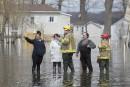 Inondations: Rigaud déclare l'état d'urgence