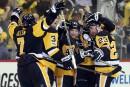 Les Penguins éliminent les Blue Jackets en cinq matchs