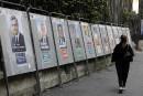Présidentielle française: fin de campagne tendue après l'attaque à Paris