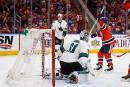 David Desharnais procure la victoire aux Oilers