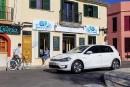 Volkswagen e-Golf: très proche de sa soeur à essence