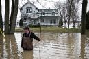Inondations: l'état d'urgence toujours maintenu à Rigaud