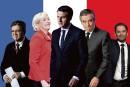 France: le club des cinq candidats