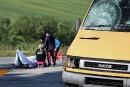 Le cycliste Michele Scarponi se tue à l'entraînement