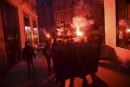 Le mouvement anti-fascisme s'est aussi manifesté à Nantes....   23 avril 2017