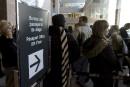 La sécurité a été resserrée dans les bureaux des passeports