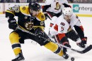 Les Bruins très déçus, mais résignés
