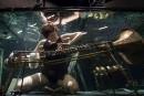 Des musiciens en aquarium résonnent dans le monde du silence