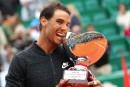 Rafael Nadal récupère le cinquième rang mondial