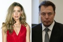 Elon Musk et Amber Heard en couple?