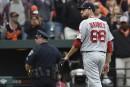 Red Sox: quatre matchs de suspension pourMattBarnes