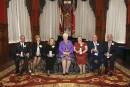 Ordre de la Pléiade: Madeleine Meilleur et Marcel Gibeault honorés