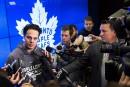 Les Leafs ne veulent pas d'attentes trop élevées