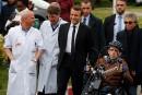 Emmanuel Macron reconnaît que «rien n'est gagné»