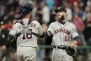Les Astros battent les Indians 4-2