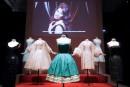 Le Musée de la mode de Paris consacre une exposition à l'icône Dalida, qui se tient du 27 avril au 13 août 2017.