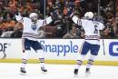 La première aux Oilers