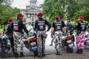 Les policiers du SPVM devront ranger leurs pantalons de «clown»