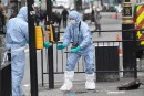 Un homme suspecté de vouloir commettre une attaque arrêté à Londres