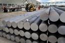 Aluminium: Québec ouvre la porte à des mesures d'aide; Ottawa préfère attendre