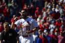 Les Cardinals balaient le programme double les opposant aux Blue Jays