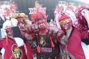 L'ambiance est chaude à Ottawa alors que les fans encouragent... | 27 avril 2017