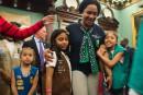 À New York, des filles sans-abri découvrent le scoutisme