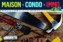 Maison-Condo-Immo Avril 2017
