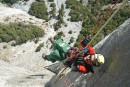 Grimper El Cap sans jambes et à coup de pull-ups