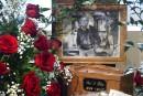 Touchantes funérailles pour Paul Hébert