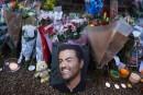 Dernier hommage à George Michael de la part de ses fans