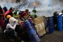 Caracas accuse Washington de financer une opposition «violente»