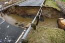 L'inquiétude continue de monter avec l'eau en Mauricie-Centre-du-Québec