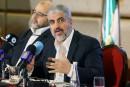 Le chef du Hamas presse Trump de saisir une «occasion historique»