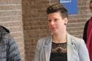 Délit de fuite: la policière Landry évoque une perte de mémoire