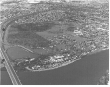 Inondations à Pointe-Gatineau, en 1974. On aperçoit à gauche le... | 3 mai 2017