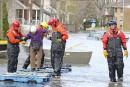 Les inondations de Gatineau