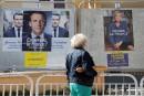 Dernière ligne droite pour Le Pen et Macron