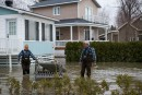 Vague destructrice à Yamachiche: pas de réponse d'Ottawa