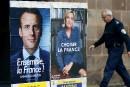 Fin d'une campagne sous haute tension en France