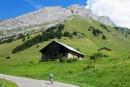 Les Alpes comme au Tour de France