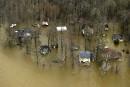 Des maisons inondées à Rigaud.... | 6 mai 2017