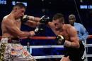 Boxe: David Lemieux l'emporte par décision unanime