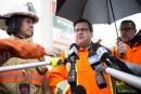 Inondations: l'état d'urgence, une première depuis la crise du verglas