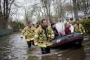 Inondations: état d'urgence et plusde 1500personnes évacuées