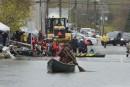 Inondations: Lisée «assez satisfait» de la réaction du gouvernement<strong></strong>