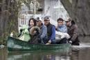 Inondations: la situation s'aggrave dans plusieurs régions